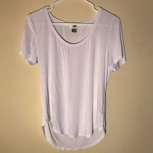 Old Navy White T Shirt. Size XS. Perfect Basic